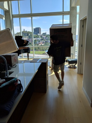 Moving Day Made Easy