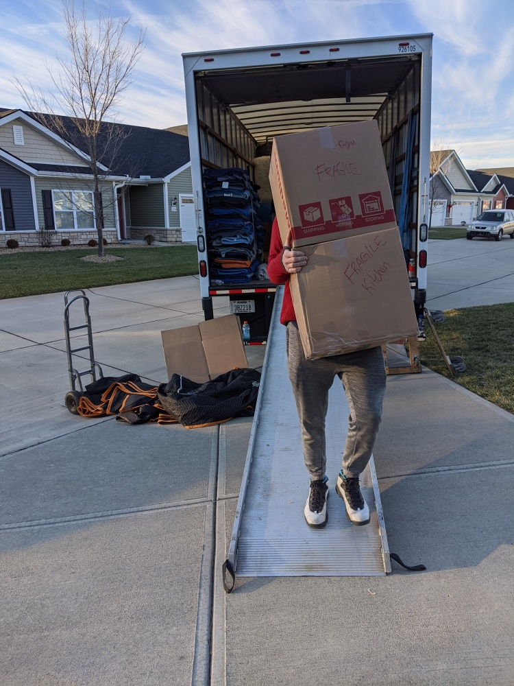 A Smooth Move Cincinnati January 06th 2020 Harrison Ohio Move