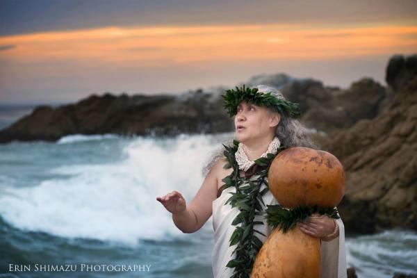 Kumu Hula Sylvia Puananihaʻaheo Edgar
