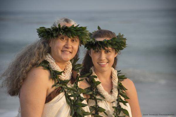 Kumu Sylvia Puananihaʻaheo Edgar & Kumu Nani Edgar