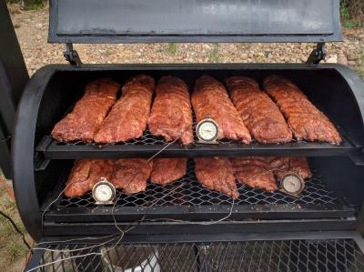 More ribs