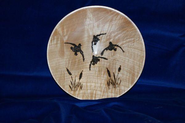Duck Hunters Plate