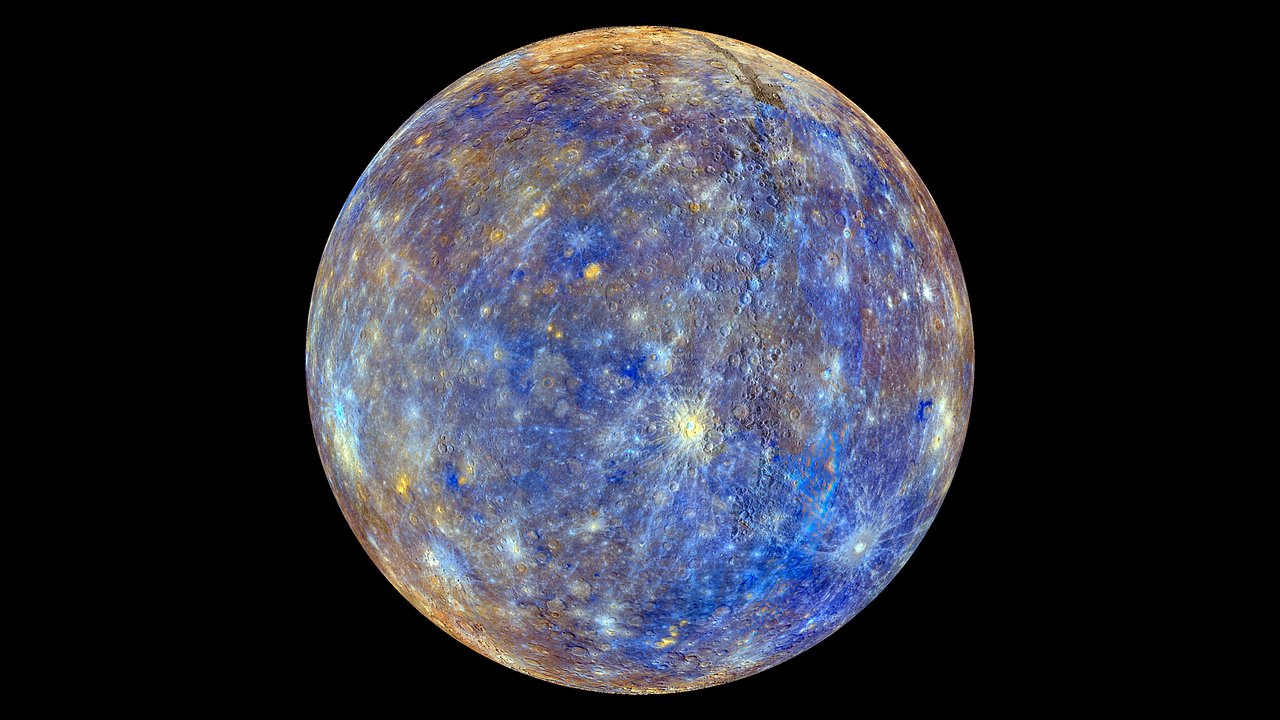 Mercury and Your Multidimensional Communication System - The Pleiadians