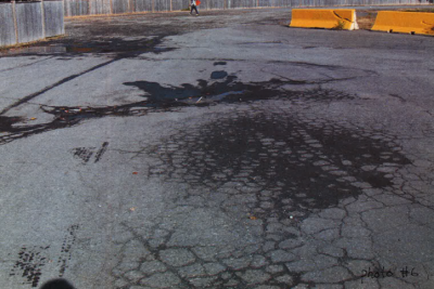 Asphalt defect