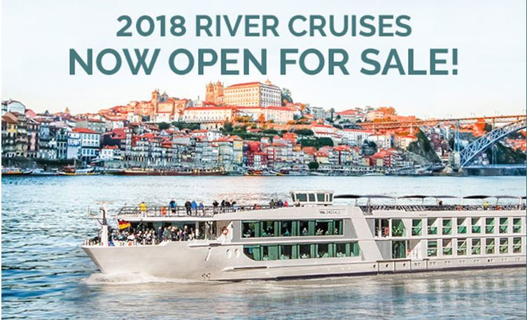 Emerald Waterways 2018 River Cruises at 2017 Prices