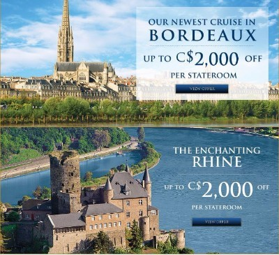Amawaterways Bordeaux and Rhine