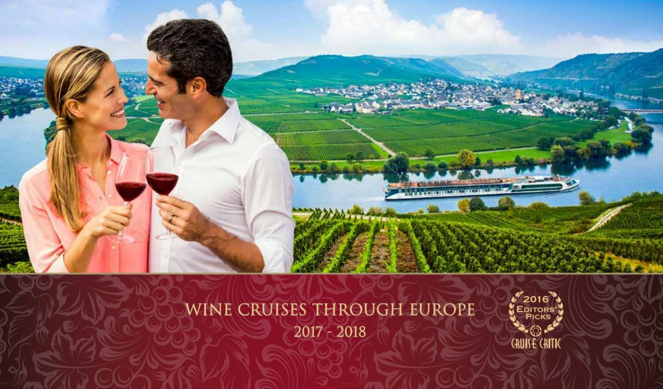 Amawaterways Wine Cruises