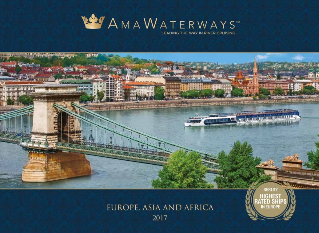 AMAWATERWAYS 2017 - Europe, Asia and Africa