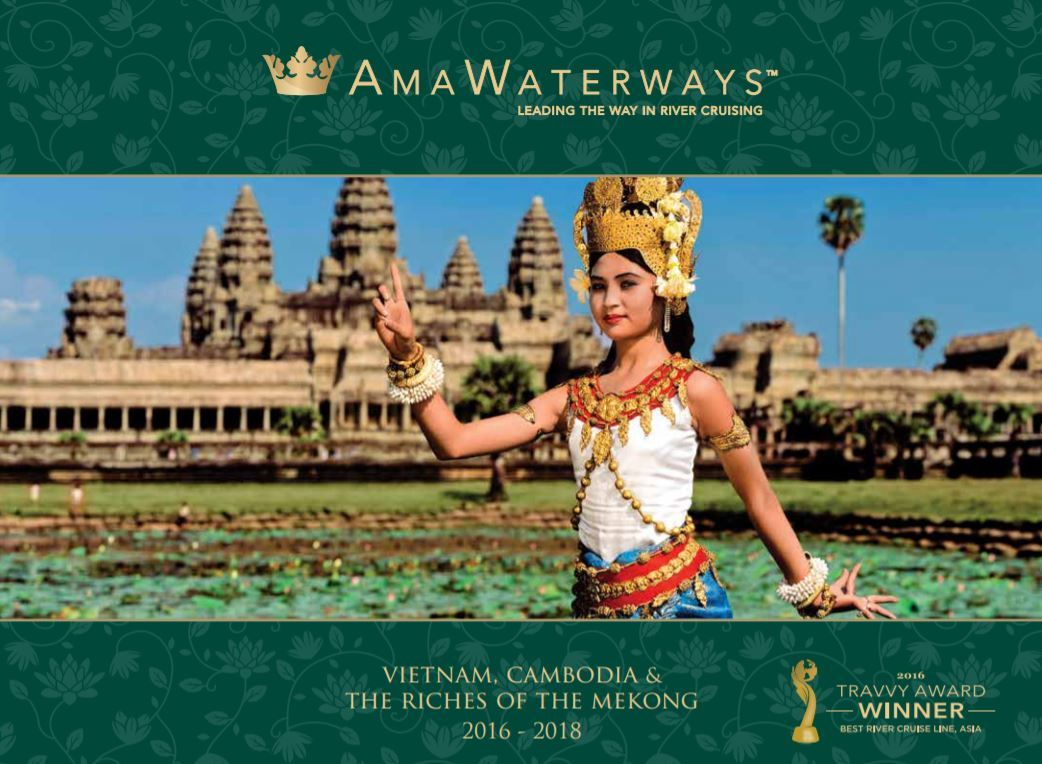 AMAWATERWAYS - South East Asia 2016-2018