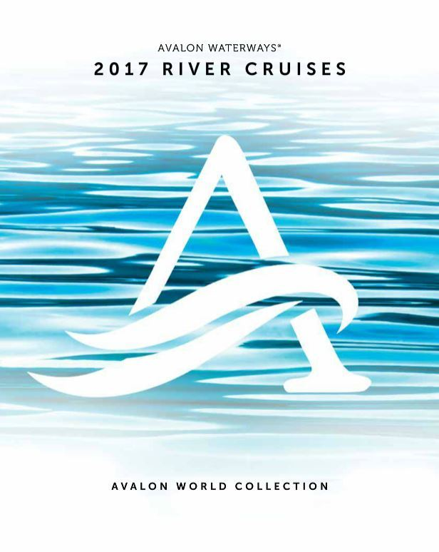 AVALON WATERWAYS - World Cruises 2017