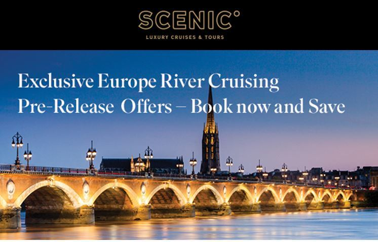 Exclusive Europe River Cruising Pre-Release Offers - Book now and Save!!!!!
