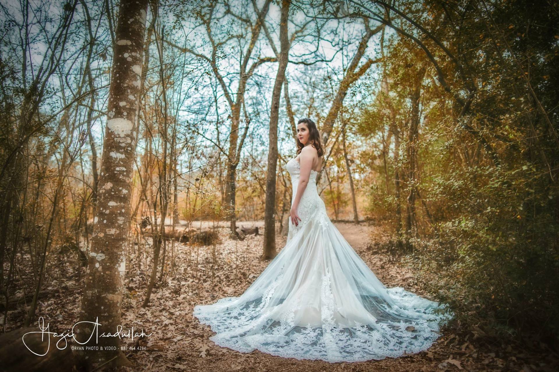 Maggie's Bridal Session