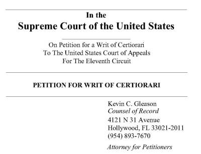Adversary Proceedings/Appeals