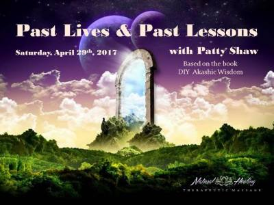 Past Lives and Past Lessons with Patty Shaw
