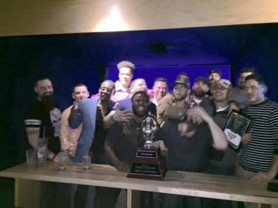 2015 Team Banquet