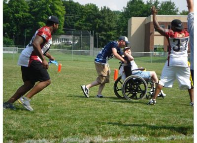 2007 Challenger Flag Football League