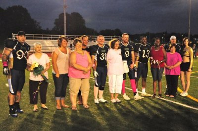 2011 Breast Cancer Awareness Game
