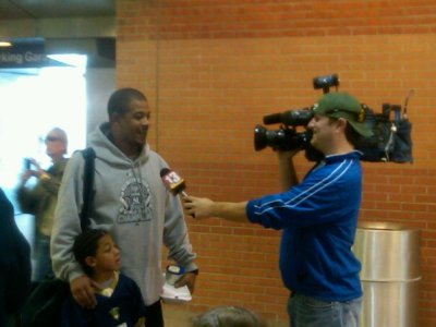 2011 Interview After Florida Win