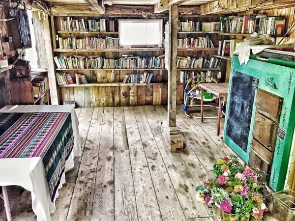 Barn Library