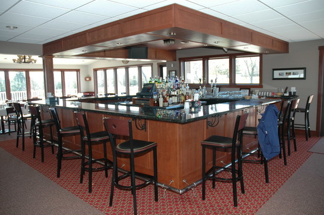 Clifton Springs Country Club Bar