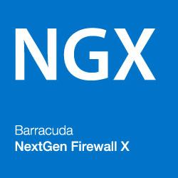 Barracuda NextGen Firewall - X Series