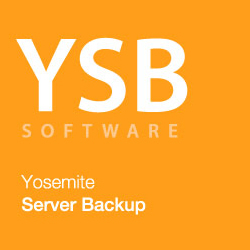 Yosemite Server Backup