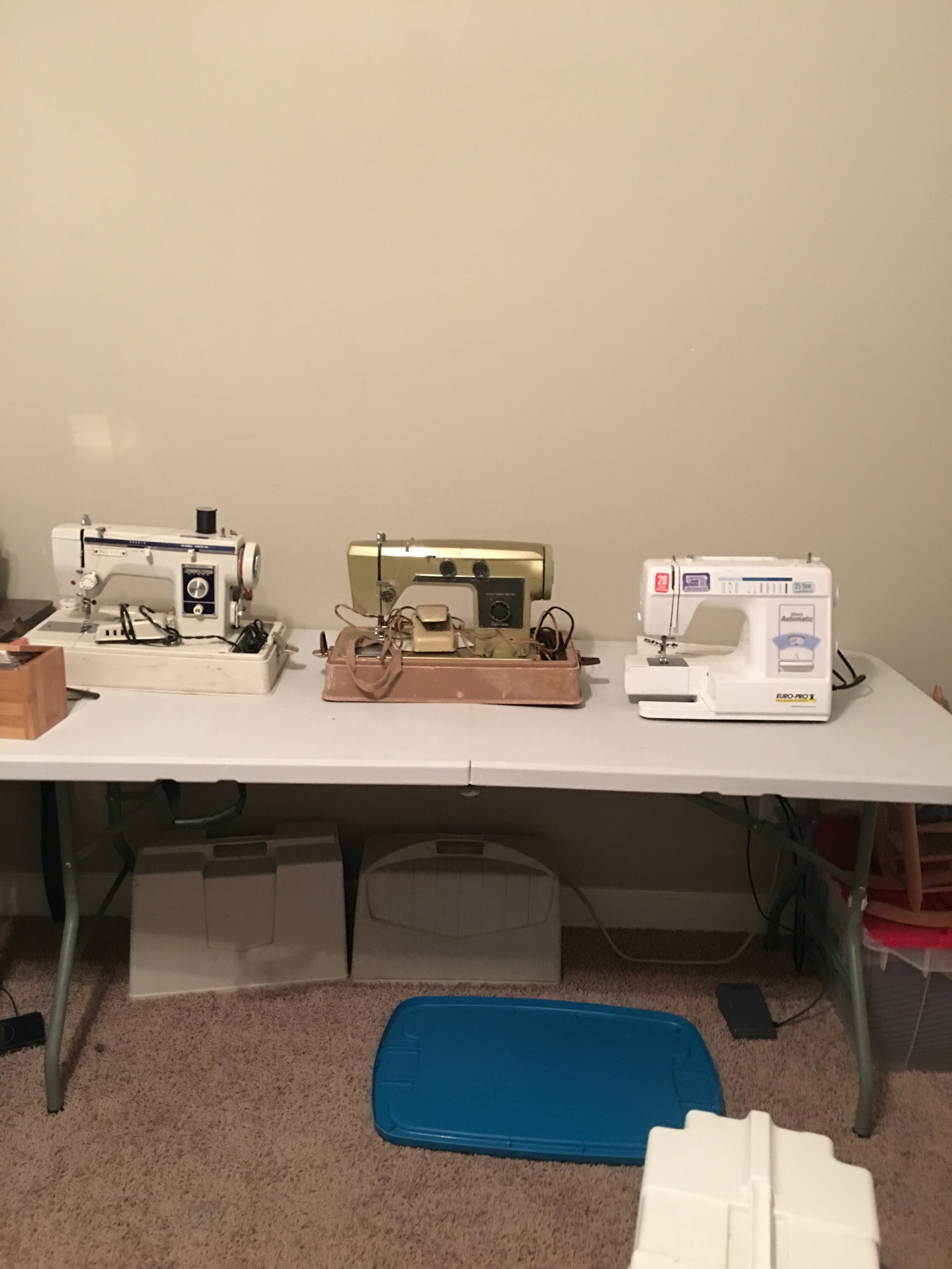 Sewing Machines That were donated