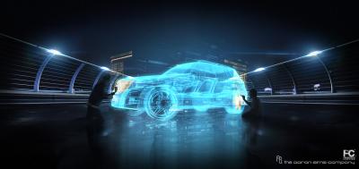 Mercedes commercial
