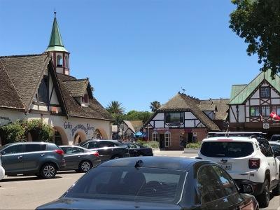 Bookstore Road Trip - Santa Barbara (cont) & Solvang
