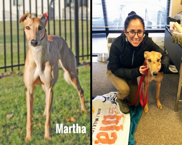 Mama, now Martha