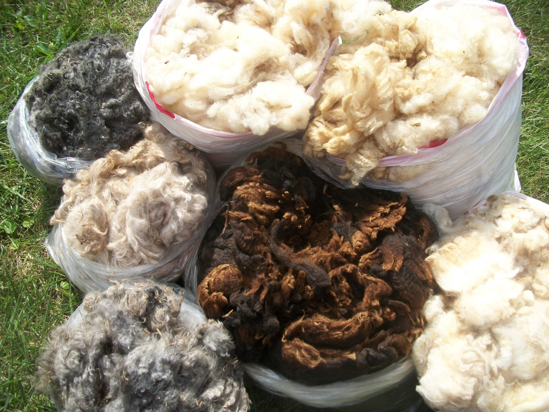 Advice on Washing Wool and Natural Fiber at Home