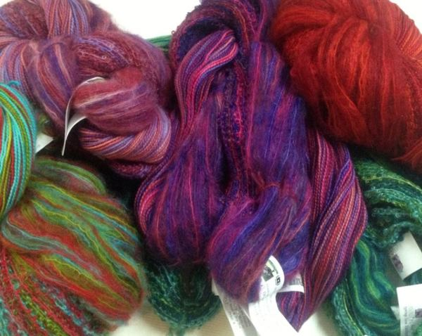 Merlin, Round Table & Morgaine yarns