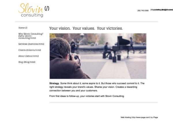 Slovin Consulting