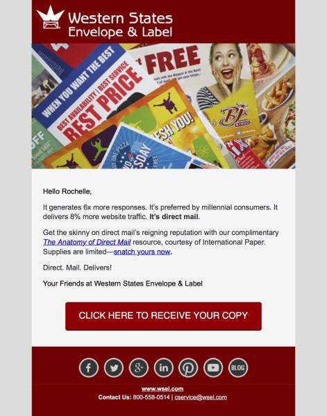 E-Marketing Campaign