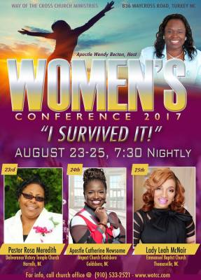 Apostle Wendy Becton