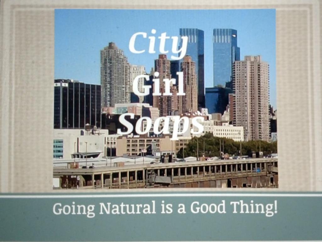 City Girl Soaps