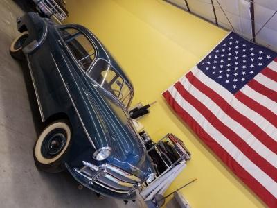 1950 Chevy deluxe headliner build