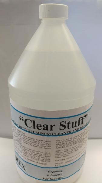 CLEAR STUFF