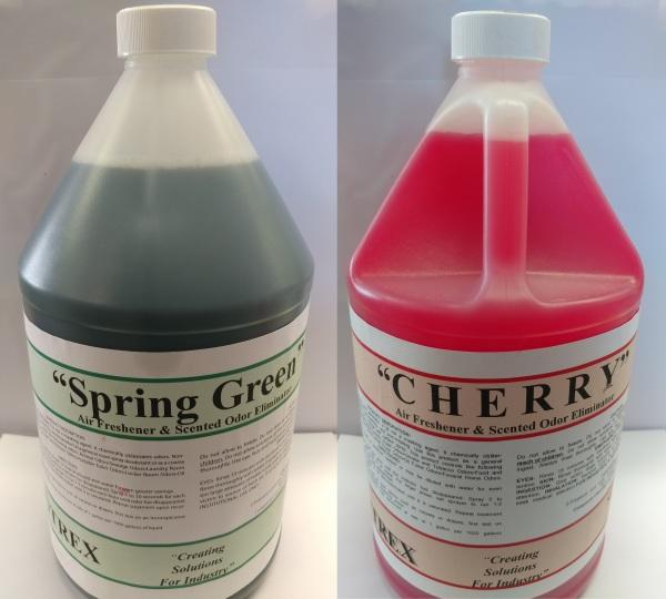 CHERRY/ SPRING GREEN