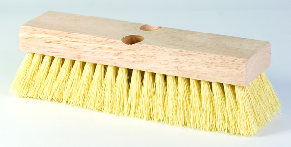 DECK SCRUB BRUSH