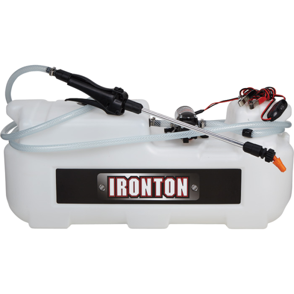 10-Gallon Capacity, 1 GPM, 12 Volt