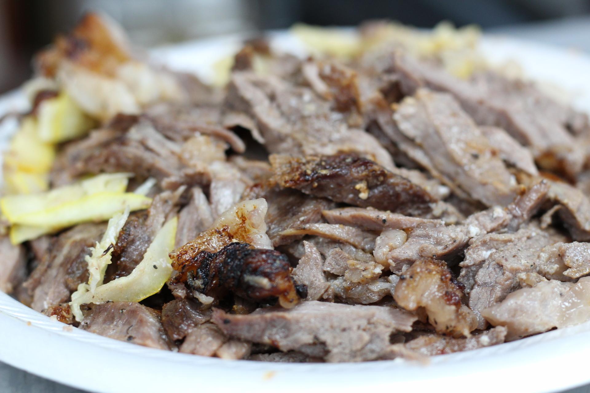 Beef Shawama