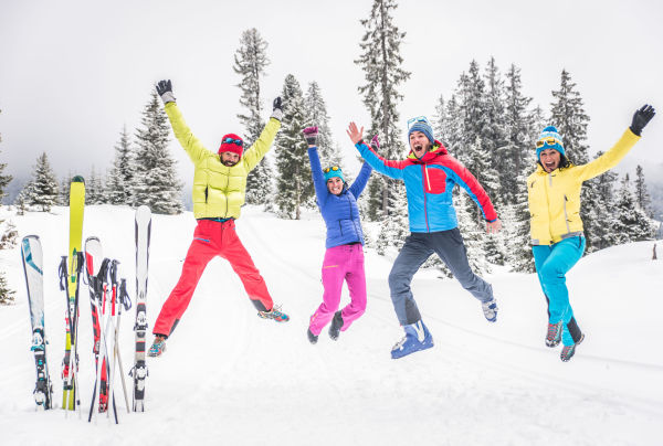 Learn How To Ski or Snowboard!