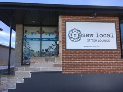 Sew Local Stitch Lounge