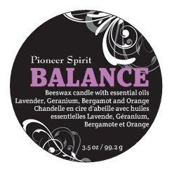 Balance Aroma Candle