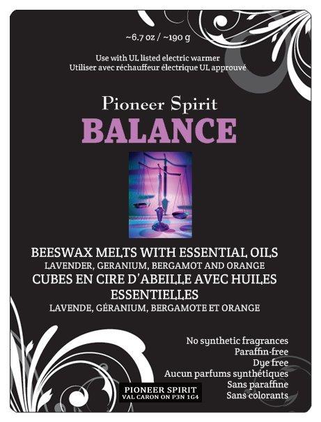 Balance Aroma Wax Melt
