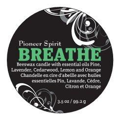 Breathe Aroma Candle