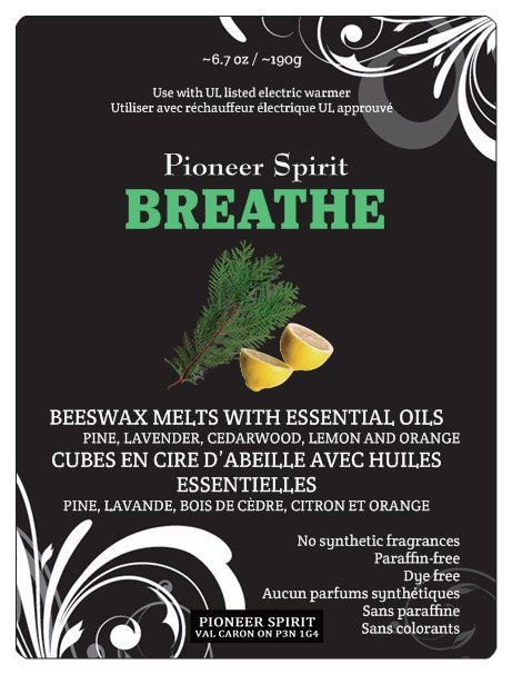 Breathe Aroma Wax Melt