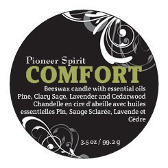 Comfort Aroma Candle