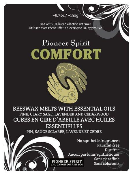 Comfort Aroma Wax Melt